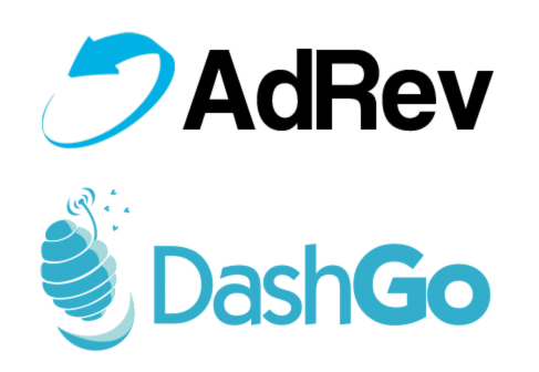 AdRev and DashGo Logos